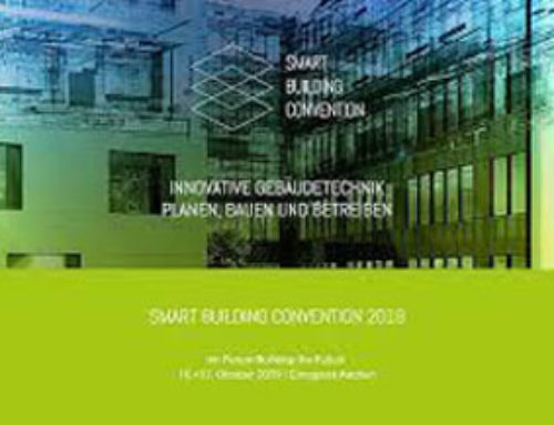 ambiHome auf der Smart Smart Building Convention